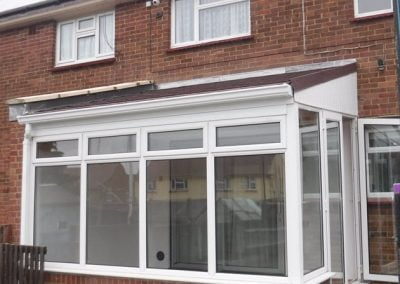 Solid Conservatory Roof – Gravesend, Kent