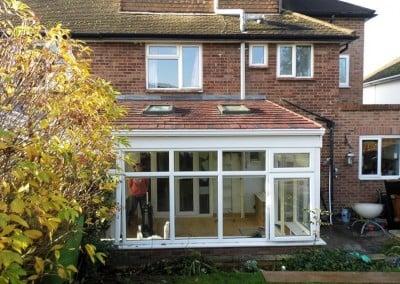 Tiled Conservatory Roof – Bushey, Hertfordshire