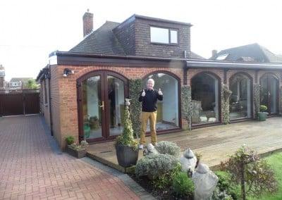 Tiled Conservatory Roof – Stubbington, Hampshire