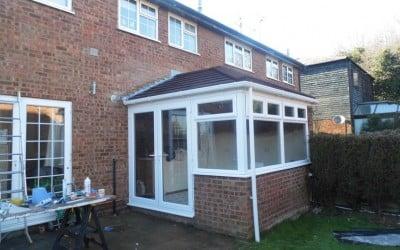 Tiled Conservatory Roof – Bovingdon, Hertfordshire