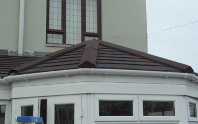Tiled Conservatory Roof – Copnor, Portsmouth, Hampshire
