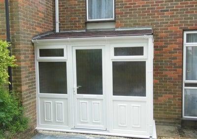 Tiled Front Porch – Hemel Hempstead