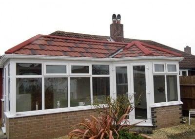 Replacement Tiled Conservatory Roof – Stubbington, Fareham