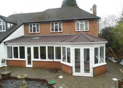 Tiled Conservatory Roof – Chorleywood, Hertfordshire