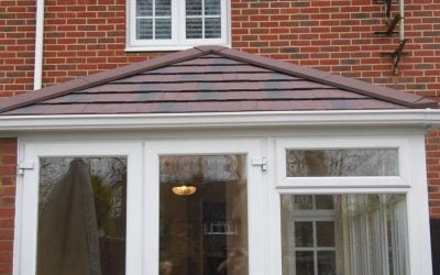 Tiled Roof Conservatory – Welwyn Garden City, Hertfordshire