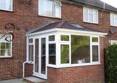Tiled Conservatory Roof – Radlett, Hertfordshire