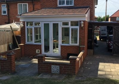 Tiled Conservatory Roof – Morden Surrey