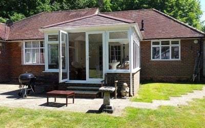 Tiled Roof Conservatory – High Wycombe