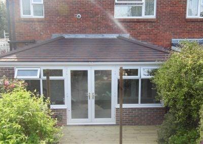Tiled Conservatory Roof – Locks Heath, Hampshire