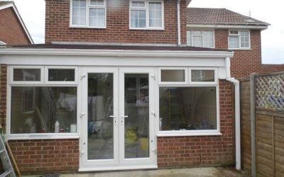Tiled Conservatory Roof – Stanmore, Hertfordshire