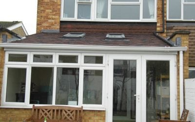 Tiled Conservatory Roof – Sunbury On Thames