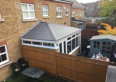 Tiled Conservatory Roof – Twickenham, London