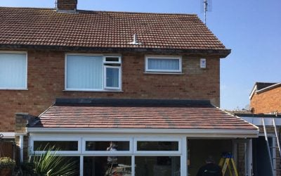Tiled Conservatory Roof – Whitstable, Kent
