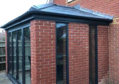 Equinox Conservatory Roof – Stubbington, Hants