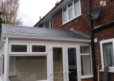 Tiled Conservatory Roof – Chigwell