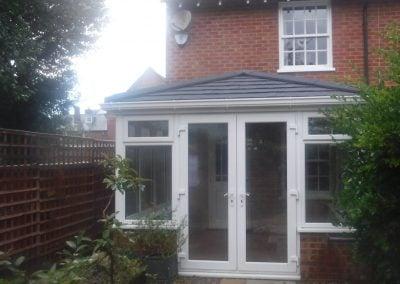 Tiled Conservatory Roof – Faversham, Kent