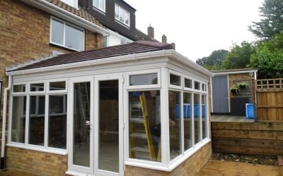 Tiled Conservatory Roof – Hemel Hempstead