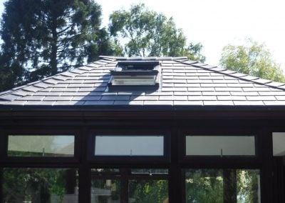 Tiled Conservatory Roof – Medstead, Alton